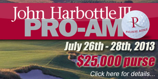 Inaugural John Harbottle III Pro-Am